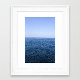 Indian Ocean Framed Art Print