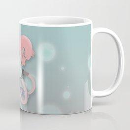 Axolotl girl  Coffee Mug