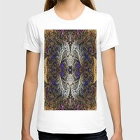 ornate T-shirts featuring Ornate by RingWaveArt
