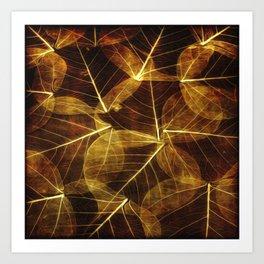 Autumn  VI Art Print