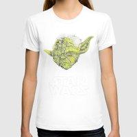 yoda T-shirts featuring Yoda by Stormega