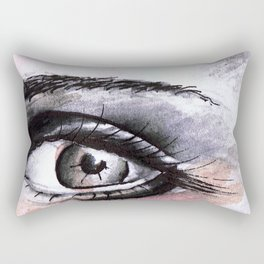 beauty Rectangular Pillow