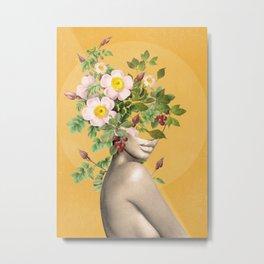 Floral beauty 12 Metal Print