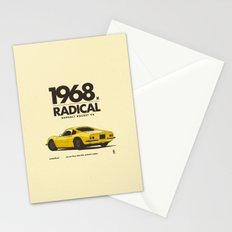1968 Stationery Cards