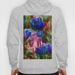 A Floral Dream of Spring Hoody