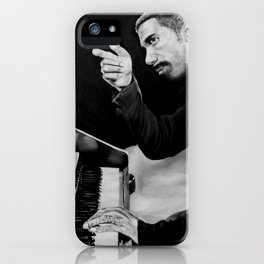"Jimmy Smith ""hammond organ"" iPhone Case"