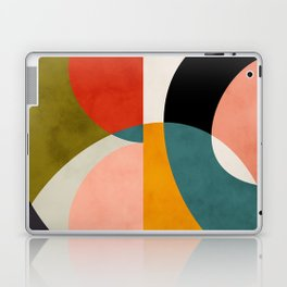 geometry shapes 3 Laptop & iPad Skin