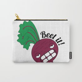 Beet it! Carry-All Pouch