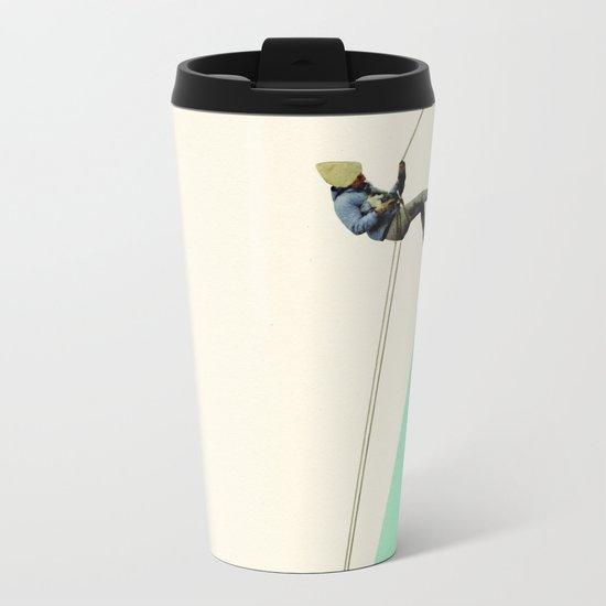 Descent Metal Travel Mug