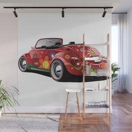 Car Wall Mural