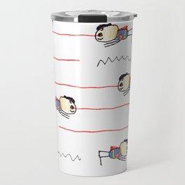 Superhero 4 Travel Mug
