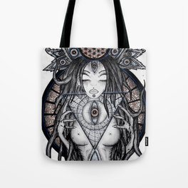 Micro activation Tote Bag