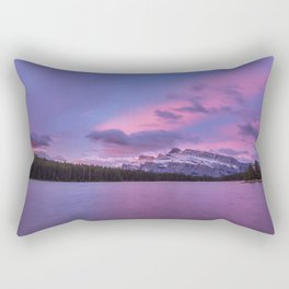 Moutnain Rundle Rectangular Pillow