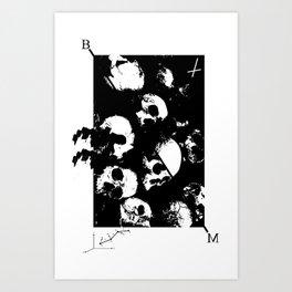 BOWERY // VELOCITY Art Print