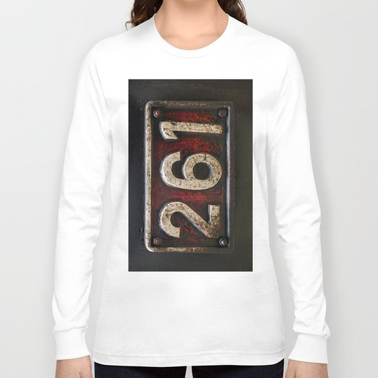 261 number Long Sleeve T-shirt