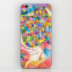 Clusters 3 iPhone & iPod Skin