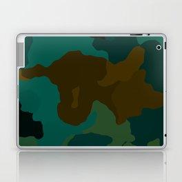 Earth Camo Laptop & iPad Skin