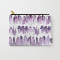 Amethyst - February Carry-All Pouch