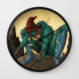 Hobyah Wall Clock