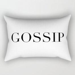 GOSSIP Rectangular Pillow