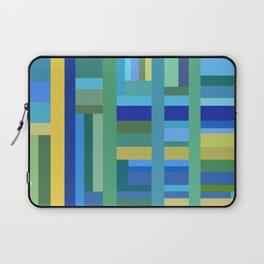 Cool Color Composition Laptop Sleeve