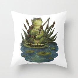 Kappa Throw Pillow