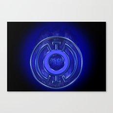 Blue Lantern Corp (Hope) Canvas Print