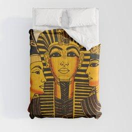 Egyptian Royalty Duvet Cover