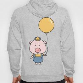 Little Piggy Hoody