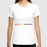 equality T-shirts featuring Marriage equality by rita rose