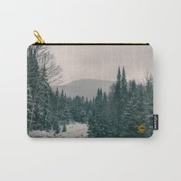 Lost in Winter Carry-All Pouch