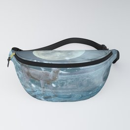 Iced World Fanny Pack