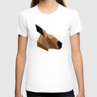 kangaroo T-shirts featuring Kangaroo by BMaw