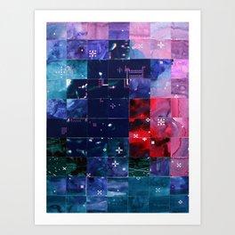 Errata & Entropia IV Art Print