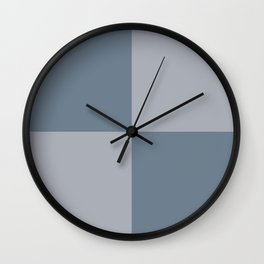 KYANITE x IRIS II x II Wall Clock
