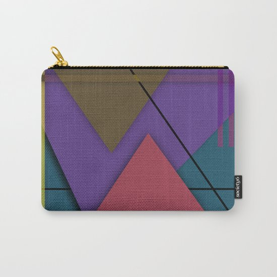 Abstract #413 Carry-All Pouch