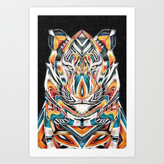 TyGR Art Print