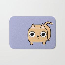 Cat Loaf - Orange Kitty Bath Mat
