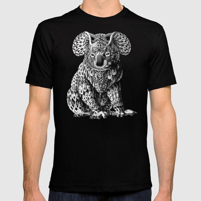 Koala T-shirt by bioworkz | Society6