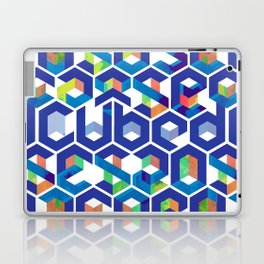 Cubed Balance Laptop & iPad Skin