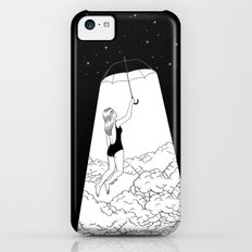 Fly me to the moon iPhone 5c Slim Case