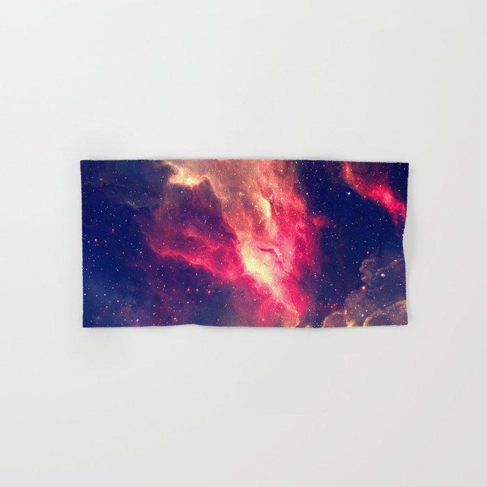The Sky is on Fire Hand & Bath Towel