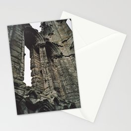 Whitby Abbey Gothic Stationery Cards