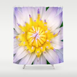 Flower photography by Hoover Tung Shower Curtain