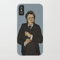 the godfather iPhone & iPod Cases featuring godfather sam by Cesca Summers