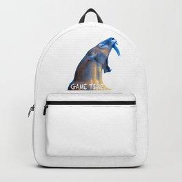 Hear Me Roar - Game Time Backpack