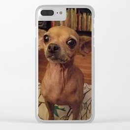Laila Clear iPhone Case
