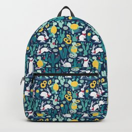 The tortoise and the hare Backpack