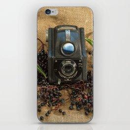Ensign and the Elderberries iPhone Skin