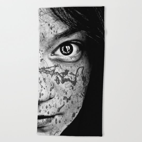Anonymous - Ella 2 Beach Towel